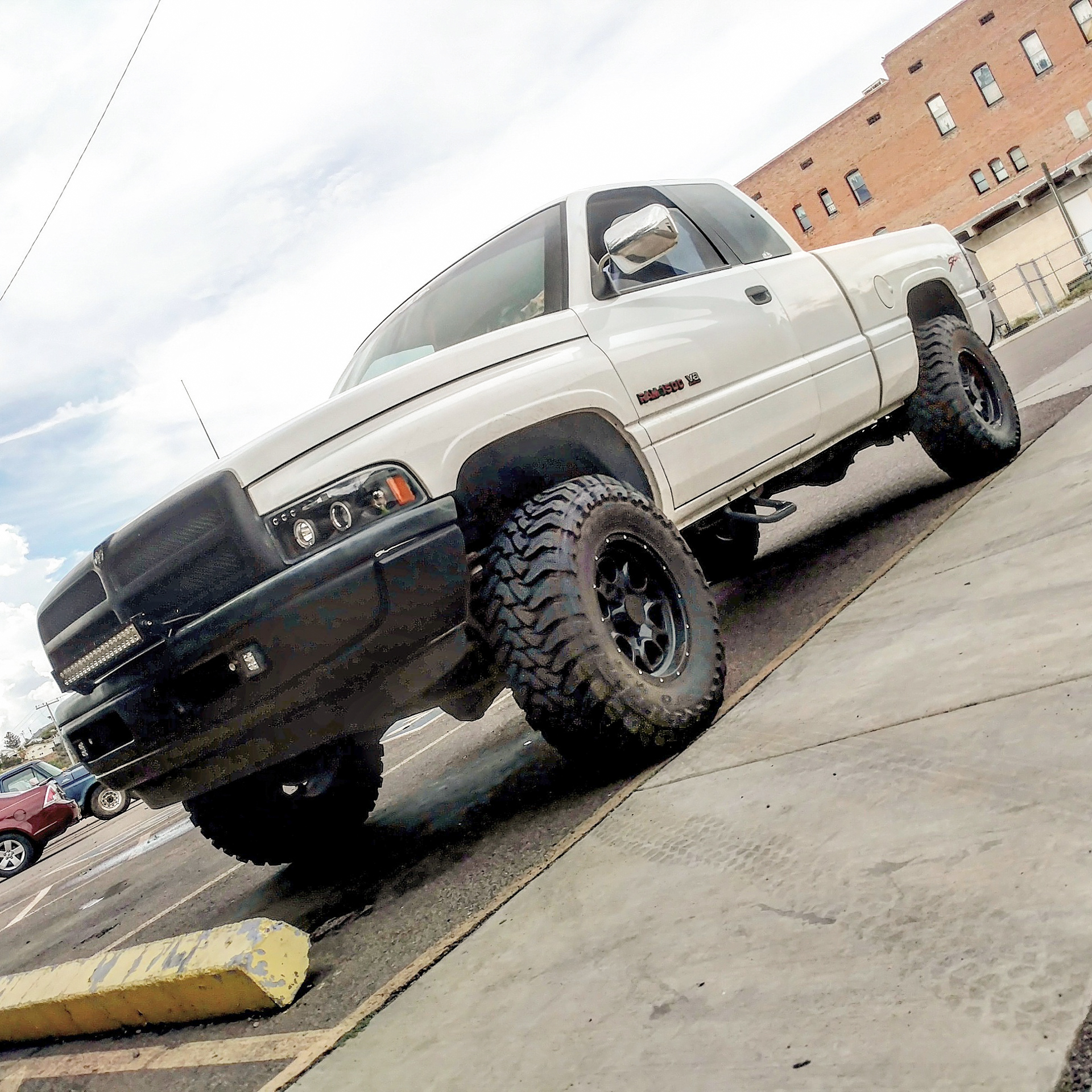 DODGE / RAM IMAGES | Mamba Offroad Wheels