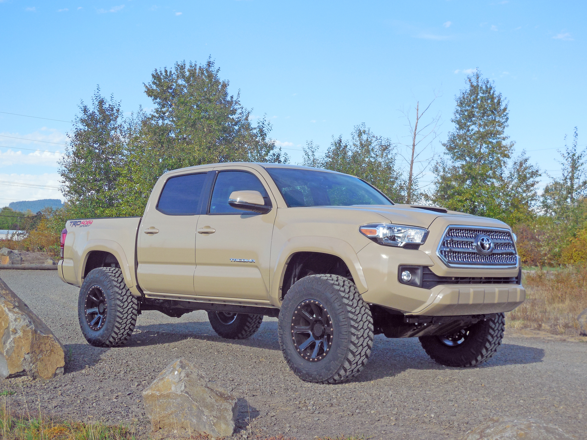 Toyota Tacoma Quicksand Lifted 2017 2018 Toyota Reviews Page
