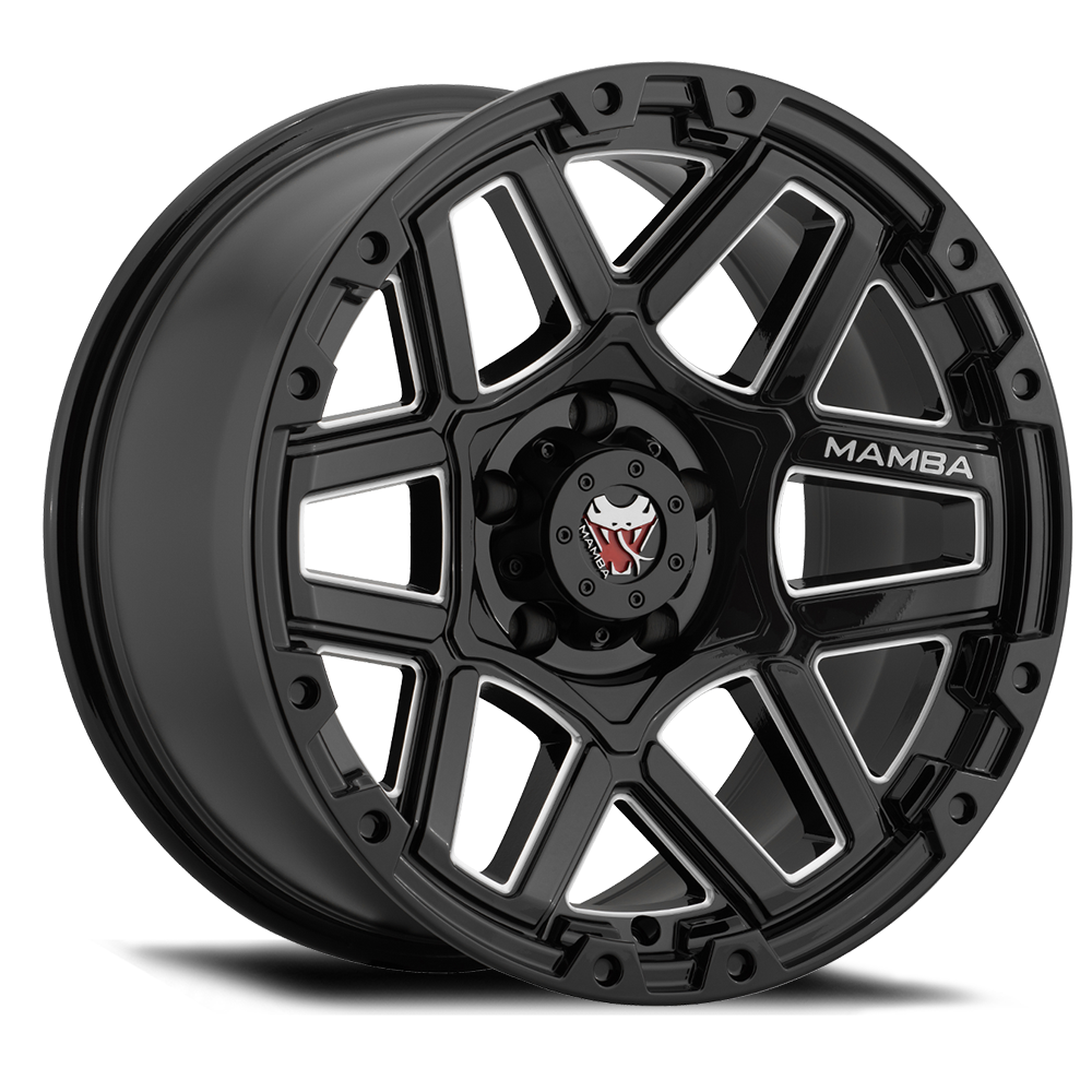 home mamba offroad wheels